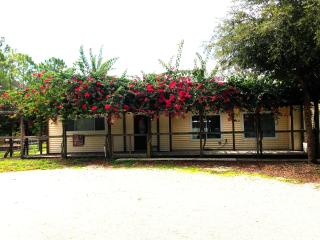 4 Bedroom 2 bath ranch home on 30 acre horse farm in Naples