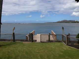 Oceanfront Kahala Estate Pool, Boat Dock & Launch