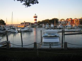 Villa overlooking the lighthouse/ marina in Harbour Town