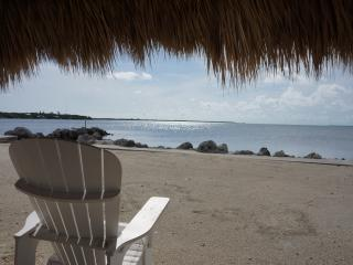 Islamorada bay front condo with deep water 36ft boat slip