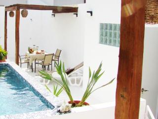 Charming apartments in the Caribe - CASA NAAJ