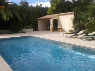 Lovely villa in beautiful village near Cannes
