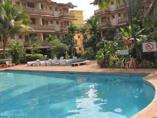 2 br apartment in Candolim,Goa