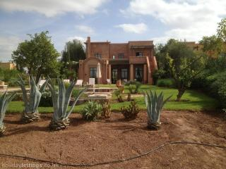Holiday villa in Marrakech