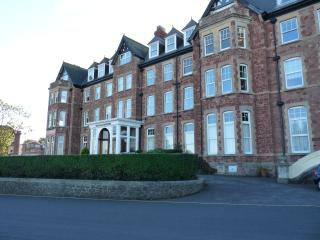 Metropole Court, Minehead, West Somerset, England. Oceanfront Apartment.