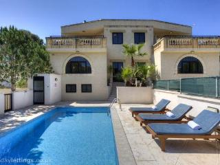 Villa Gardenia, swimming pool, Mellieha