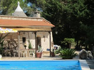 Trullo in Villa