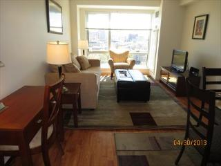 Lux 1BR by Fenway w/pool