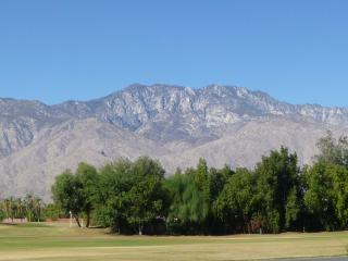 Beautiful Mountain View in South Palm Springs