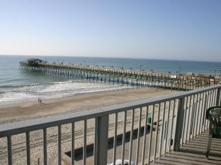 Luxury Oceanfront Condo --2 Large Decks