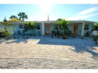 Newly Renovated St Pete Beach Boutique Bungalow