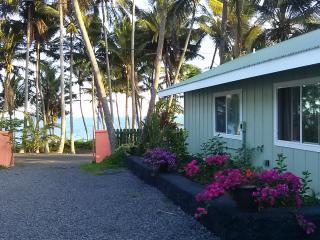 Oceanfront Cottage @ Kehena Beach, The Big Island