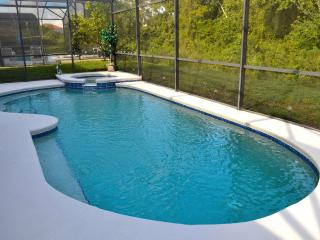 7 BR, Pool, SPA, near Disney, next to golf and Hwy