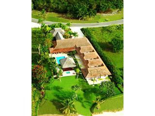 Ocean & Golf View 4 Bedroom Luxury Villa w/ Staff