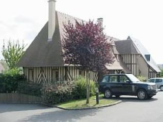 lovely property in stylish, chic Deauville
