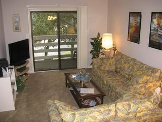 Enjoy Fall on the island!  2BD; wi-fi!