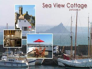 Sea View Cottage Penzance, Cornwall