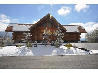 Bear Paw-4 BR with bunkroom cabin, incredible view
