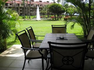 Ideally Located Kamaole Sands Ground Floor Condo