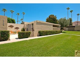 Smoke Tree Mid Century Mod Pool Spa Mountain Views