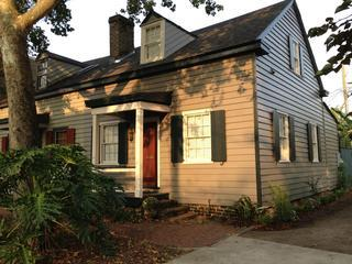 The Cozy Cottage on Tattnall Street