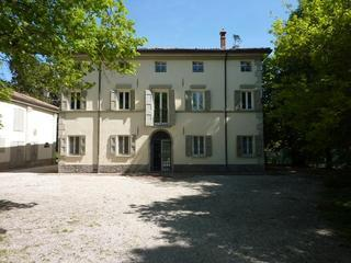 L'ORLANDINA - PASTELLO. Country Mansion, Own Park