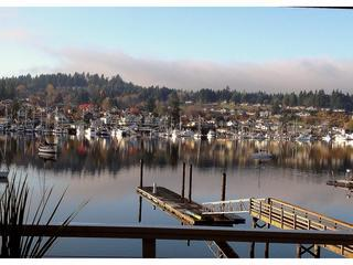 Downtown Gig Harbor Waterfront Home
