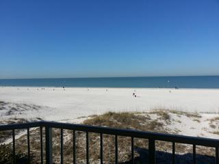 Villas of Clearwater Beach 8A |Beautiful Gulf View