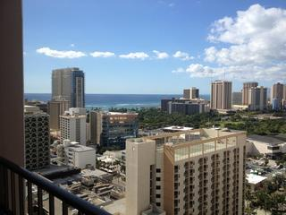 Amazing ocean and city view deluxe condo!