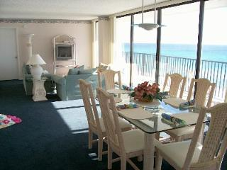 Irresistible!! 1400 sq' Gulf Front w/ 60 ft of Glass! Free Beach set-up Mar-Oct  ***New Winter Specials