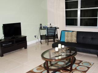 Beach Front Condo With 1 bed /1.5Bathroom on the 15 floor