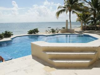 Beautiful beachfront villa Paloma
