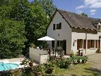 House Rental in Loire Valley, Le Blanc - Maison le Blanc