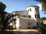 VERY NICE VILLA FOR 10 PERSONS IN L'ESCALA - COSTA BRAVA - 800 METERS FROM THE SEA