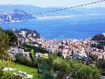 Santa Margherita Ligure GRANDMA'S HOUSE APARTMENT IN TOTAL SEA VIEW HOUSE IN FRONT OF THE GULF TIGULLIO