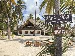 RAHALODGE - COMFORT BEACH VILLA - JAMBIANI - ZANZIBAR