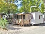 MOBILE HOME ON CAMPING conditioning MRI 2007 4 * carabasse to the VIAS BEACH