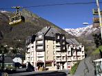 SKI APARTMENT FOR RENT IN CAUTERETS/ PYRENEES 4 PERSONS