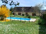 Gte Trmolat (Prigord Black) with private pool