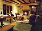 RENT A SUPERB CHALET IN A TYPICAL ALPINE VILLAGE