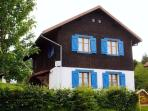 INDIVIDUAL COMFORT CHALET FOR 5 OR 6 PERSONS LOCATED IN THE HEART OF Vosges, at XONRUPT-LONGEMER AT ALTITUDE 800M ....