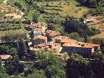 APARTMENTS with swimming-pool in Tuscany, between Arezzo Florence and Siena: IL NIDO