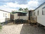 EXCEPCIONAL SIGEAN/PORT LA NOUVELLE MOBILHOME (5/7 )FOR RENT EVERY YEAR IN CAMPING SITE WITH SWIMMING POOL AND GAMES FOR CHILDREN