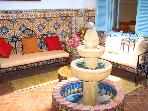 Apartment with terraces on Riad El Jadida Morocco