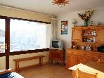 T2 cabin with large terrace facing south Font Romeu e