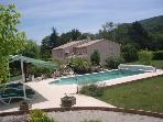 LODGING IN PROVENCE - heated swimming pool - Olive