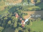 GREEN HOLIDAY COTTAGE IN QUIET HAMLET  &quot;LAKE &quot; - A Naussac in AVEYRON