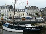 VANNES  Brittany, LUXURY RENT IN THE HEART OF the GULF OF MORBIHAN