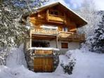 Serre Chevalier 1400 COZY COTTAGE PANORAMIC 16 PERS