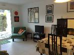 Appartment with garden in Juan les Pins - France